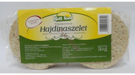 NETT FOOD PUFFASZTOTT HAJDINA TALLÉR 50 g