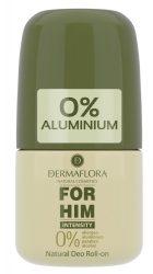 Dermaflora 0% FOR HIM INTENSITY roll-on 50 ml