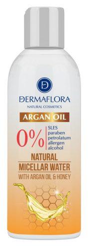 Dermaflora 0% HYDROLIGHT MICELLÁS VÍZ ARGAN OIL 200 ml