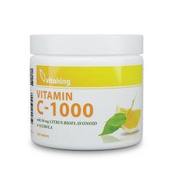 C-VITAMIN 1000 mg Bioflavonoiddal (200 db) VK
