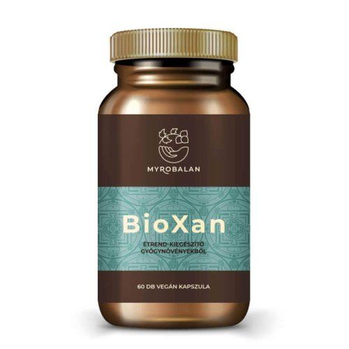 BIOXAN kiegyensúlyozó gyógynövény kapszula 60 db