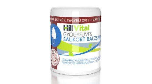 HillVital Gyógyfüves Salikort Balzsam 250 ml