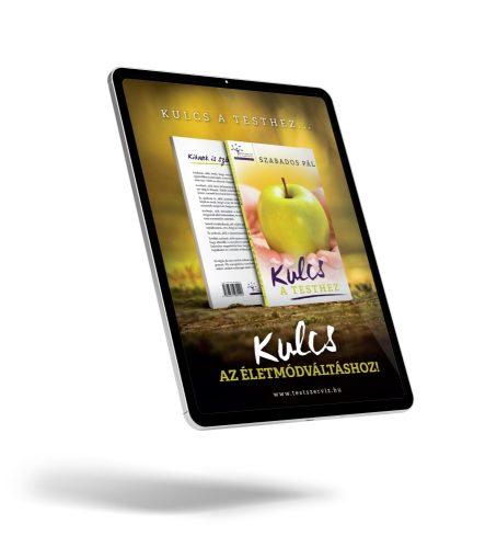 KULCS A TESTHEZ könyv internetről letölthető változat