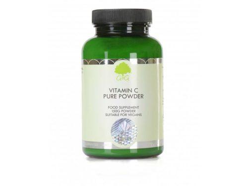 G&G C-VITAMIN 150g 100%-os italpor