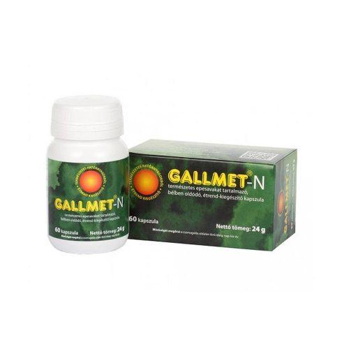 GALLMET-N KAPSZULA 60 DB