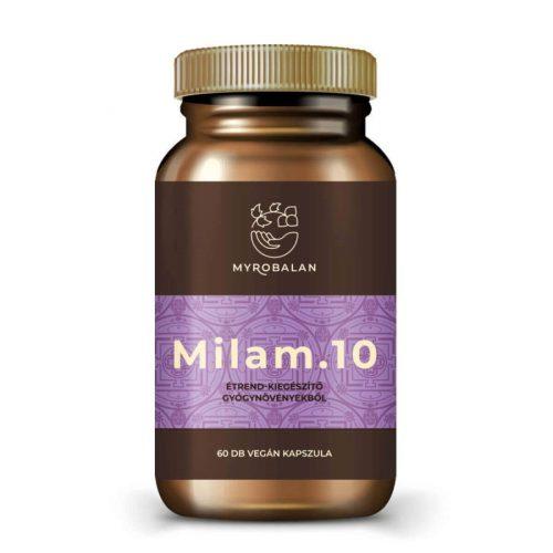 MILAM a pihentető alvásért gyógynövény kapszula 60 db
