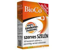 BIOCO SZERVES SZELÉN  100mcg 120 tabletta