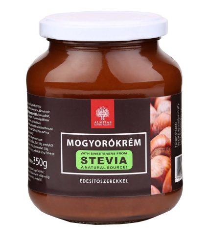 ALMITAS MOGYORÓKRÉM ÉDESÍTŐSZEREKKEL 350 g